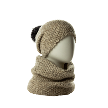 NORTHCAPS: Женские шапки, шарфы и комплекты